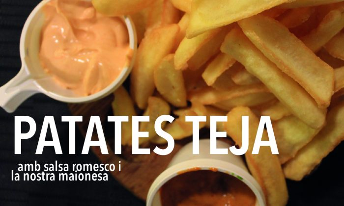 Patates Teja